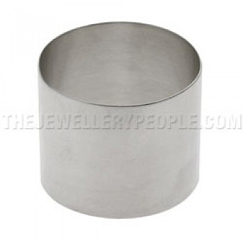 Polished Silver Napkin Ring