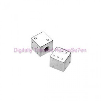 Surgical Steel Threaded Micro Dice