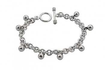 Bauble Charm Bracelet - BT186
