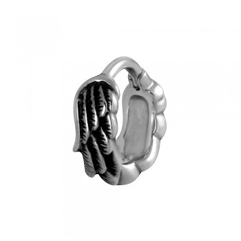 ANGEL WINGS CLICKER SEGMENT RING