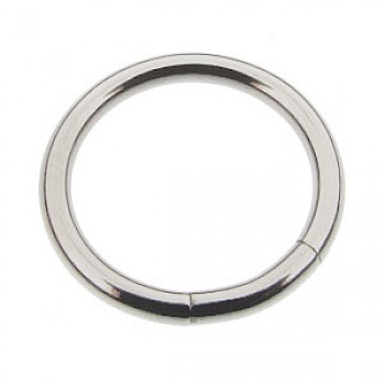 STEEL SEAMLESS SEGMENT RING - 1.6mm