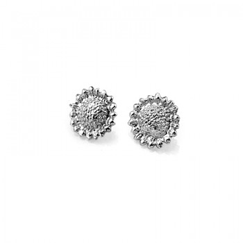 Sunflower Studs - 15mm Wide