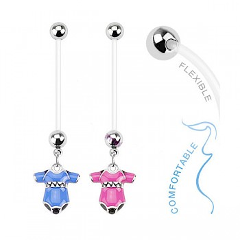 BABY ONESIE PREGNANCY BELLY BAR