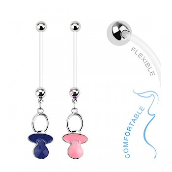 BABY DUMMY PREGNANCY BELLY BAR