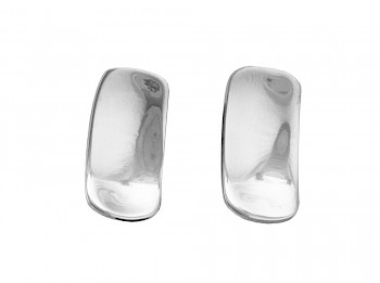 Curved Clip Earrings CLP087