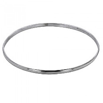 3mm Curved-top Bangle - 65mm internal diameter