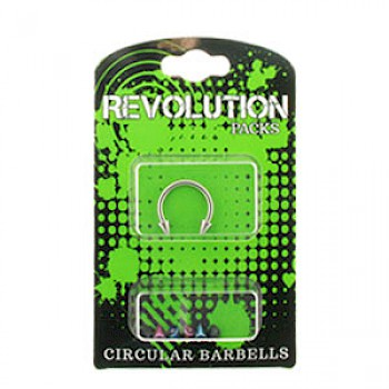 Circular Barbell Micro Revolution Pack - Coloured Cones
